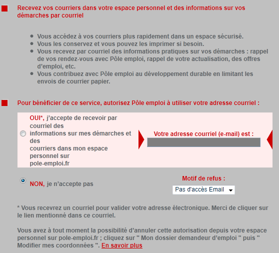 Cip Idf Pole Emploi Les Convocations Papier Bientot Supprimees